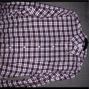 Brooks Brothers Slim Fit Non Iron Shirt